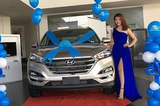 Giá ra số Hyundai Tucson tphcm
