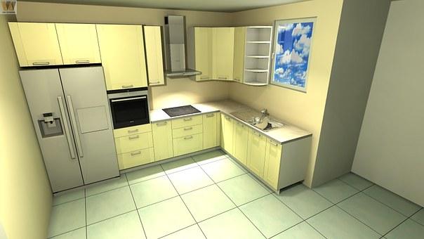 Su cocina en 3D, diseño previo - Cocinas en Teruel · WEB EN VENTA