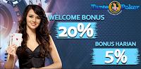 Tantepoker Sebagai  Situs Poker Terbaru Tebaik Yang Unggul Dengan Bonus Depositnya