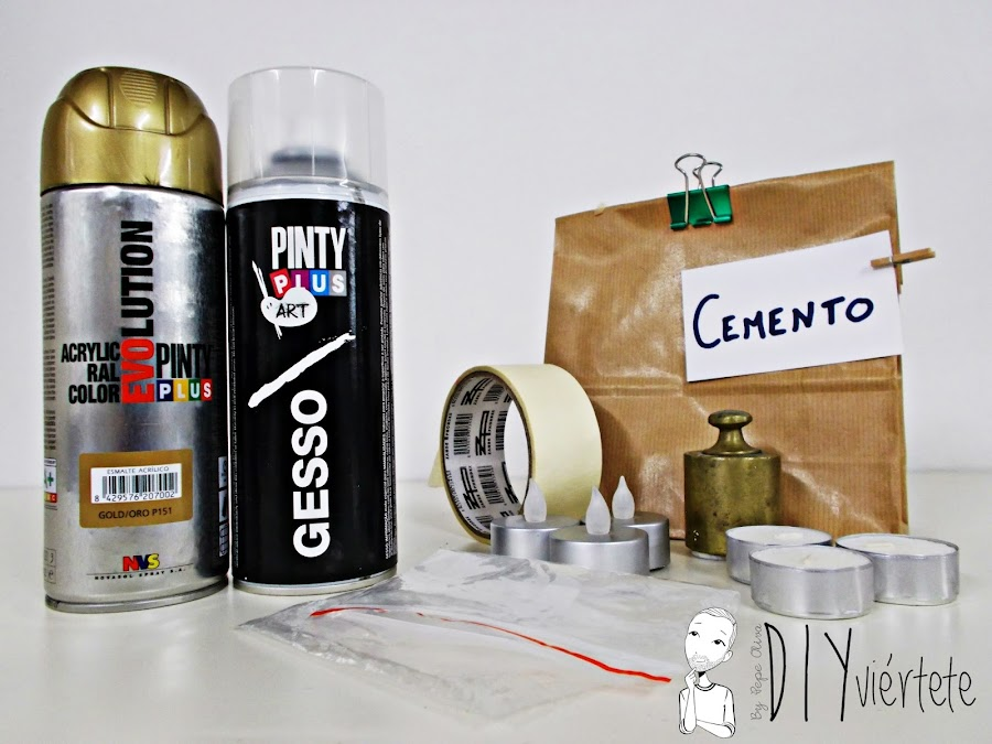 DIY-PINTYPLUS-handbox-ideas-decoración-candelabros-velas-almohada-cojín-cemento-oro-dorado-bolsa-bolsita-saquito-gold-evolution-3