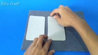 Menempel Kertas