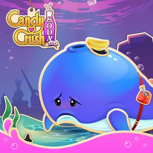 Candy Crush Soda Saga 1091-1105