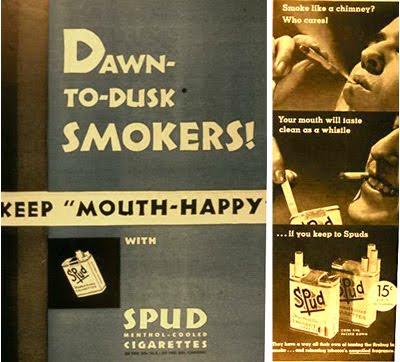 Spud -- Dawn-to-Dusk Smokers