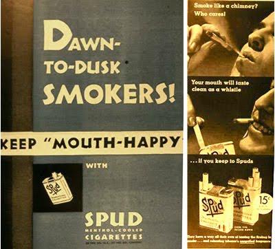 Spud -- Dawn-to-Dusk Smokers