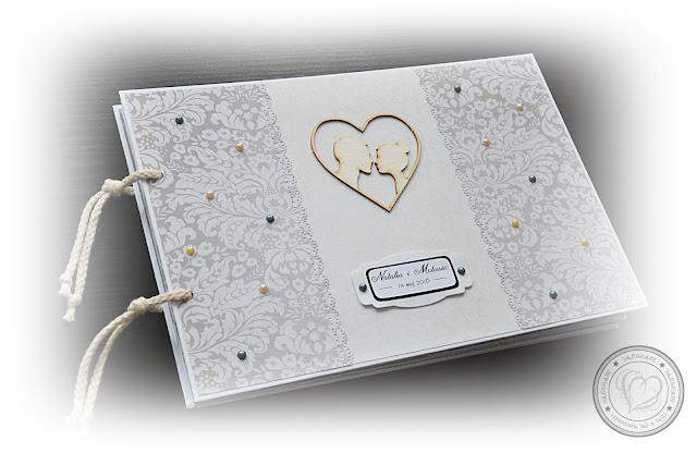 Album na zdjęcia ślubne Natalii i Mateusza