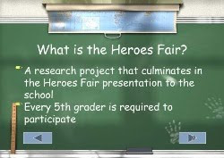 Of Principal Concern: Plan a Heroes Fair for National Heroes Day