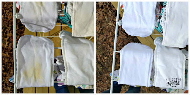 Sunning Diapers Cloth Diaper Revival