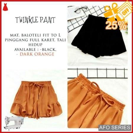 AFO671 Model Fashion Twinkle Pants Modis Murah BMGShop