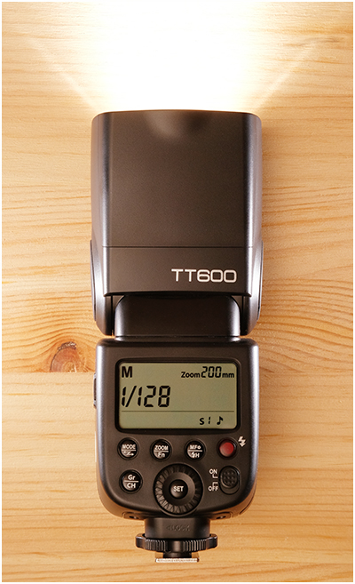 Hot-Shoe Go-To: The Godox TT600