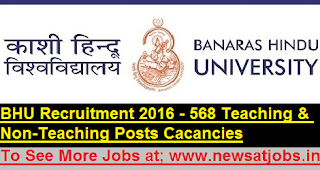 bhu-568-Technician-staff-Recruitment