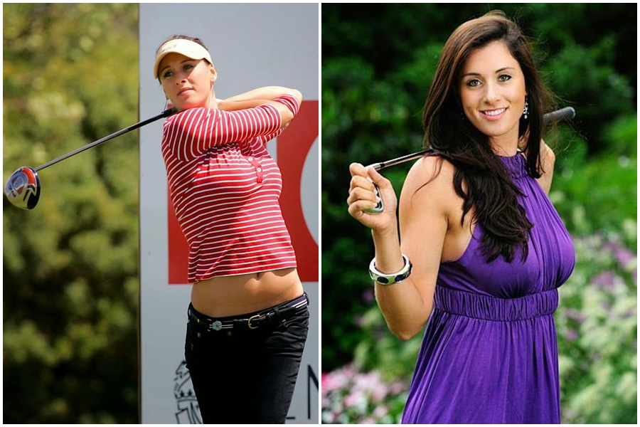 Top 10 hottest female golfers of all time - TheHive Asia