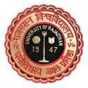 University of Rajasthan Recruitment