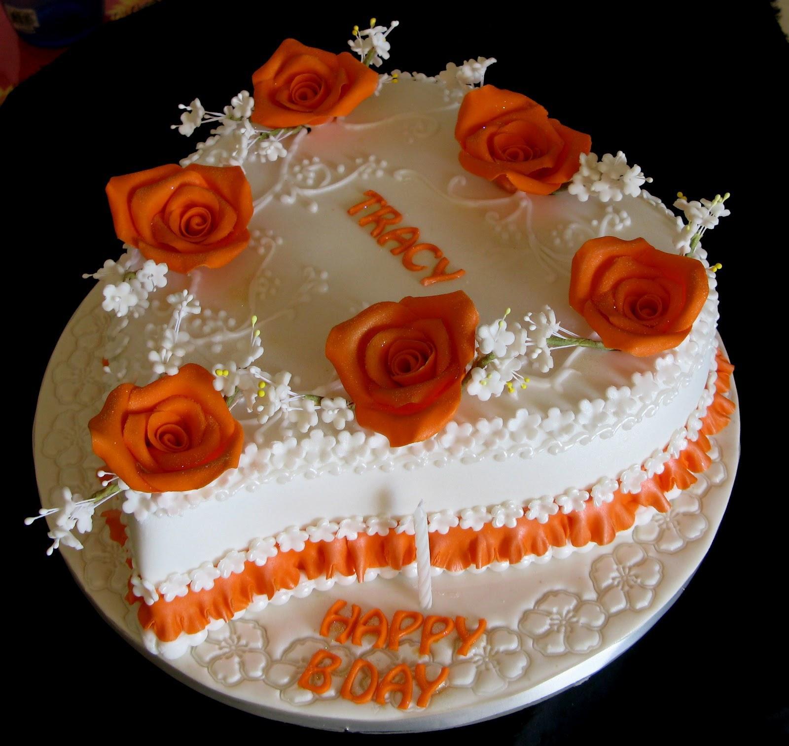 Sugarcraft By Soni: Birthday Cakes