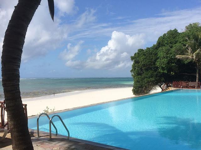 Baobab beach resort mombasa kenya africa beach swimming pool
