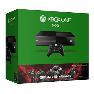 XBOX ONE con Gears of War Ultimate