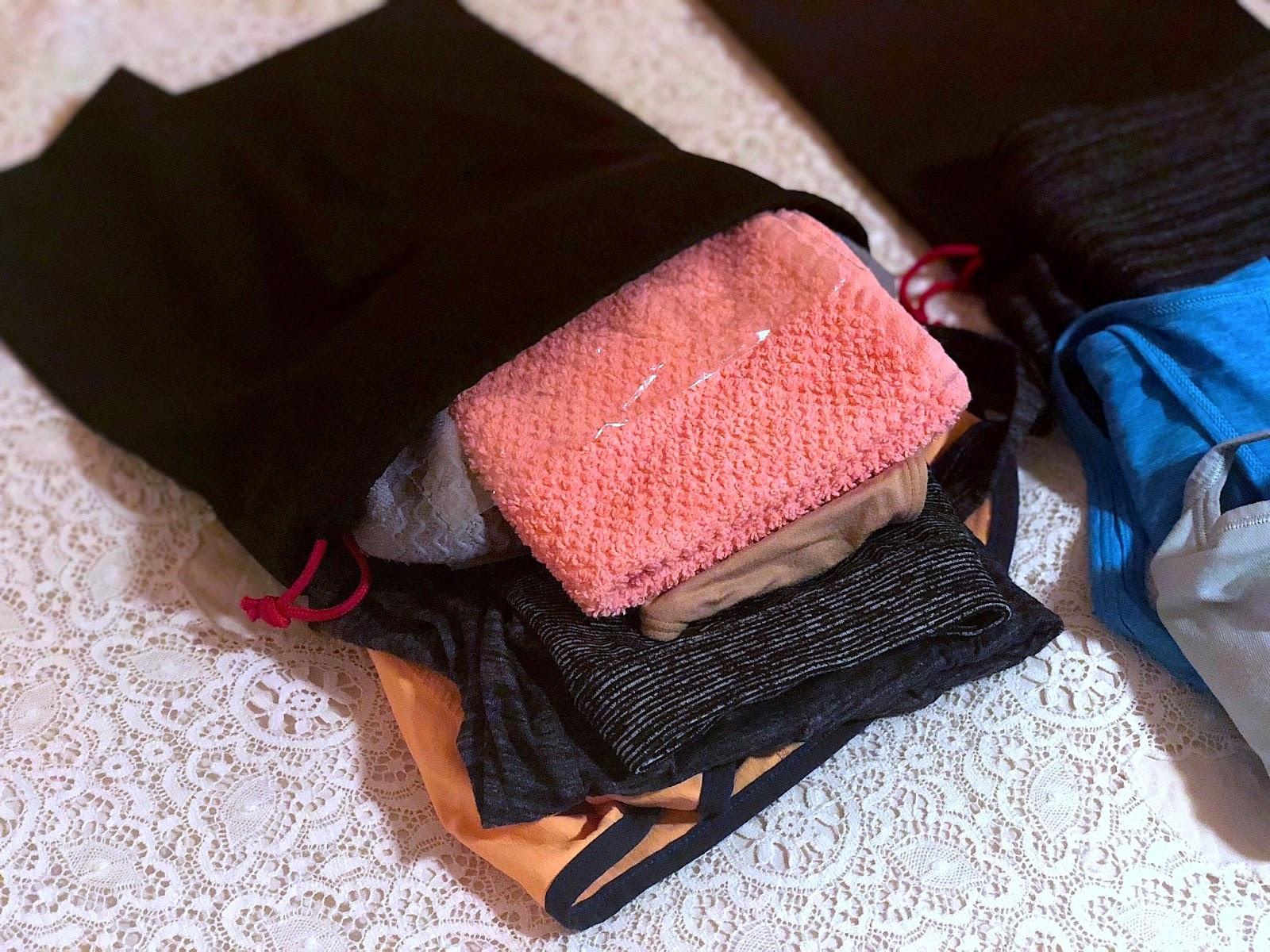 grab bag for gym