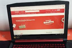Laptop Gaming Murah Pas Di Kantong? Kamu Mesti Coba Acer Nitro 5 AN515-51