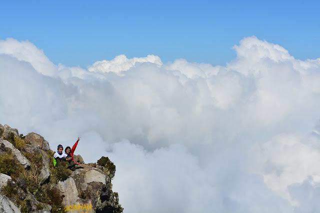 Mt. Apo peak