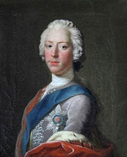 The portrait is part of a collection of the Earl of Wemyss, at Gosford House