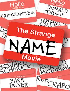 The Strange Name Movie (2017)