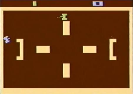 Elxuxo Combat Para Atari 2600