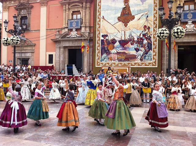 Resultado de imagen de folklore valenciano