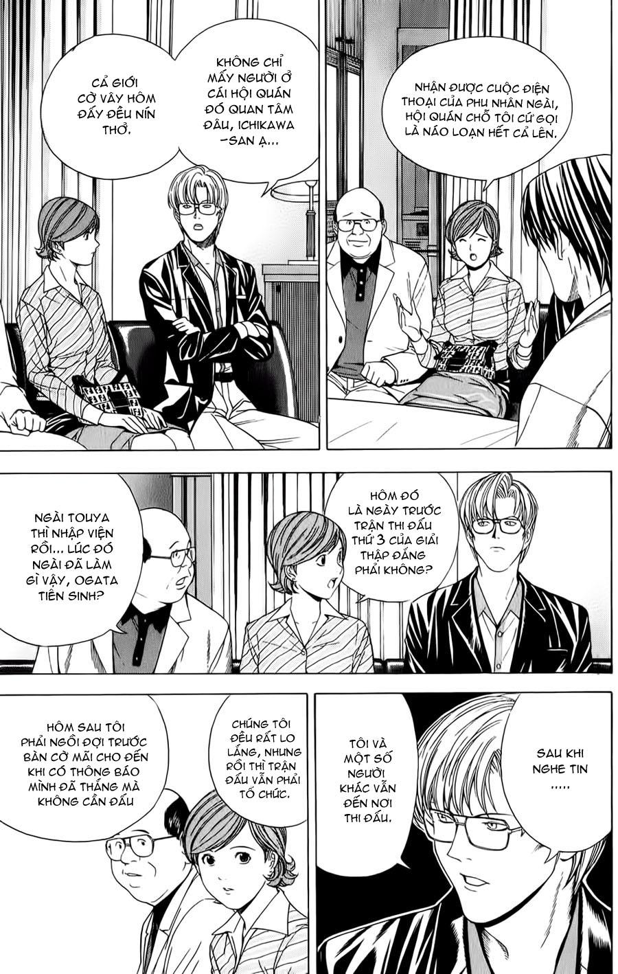 Hikaru No Go hikaru no go chap 107 trang 5
