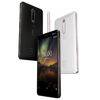 Nokia 6 Android One Smartphone