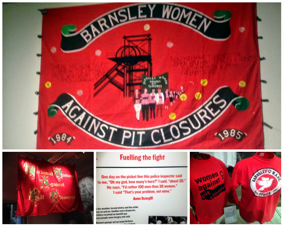 Coal not Dole: Women against Pit Closures @ Experience Barnsley