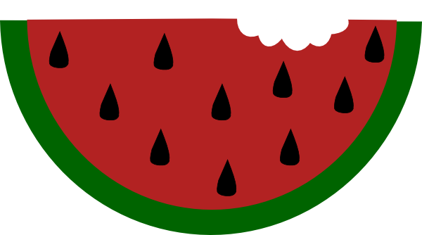 Watermelon, Free Printable Image