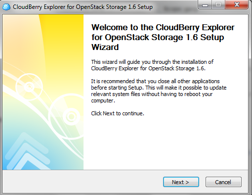 OpenStack Freeware Tool Welcome