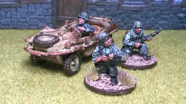 german flame thrower schwimmwagon warlord games 28mm ww2