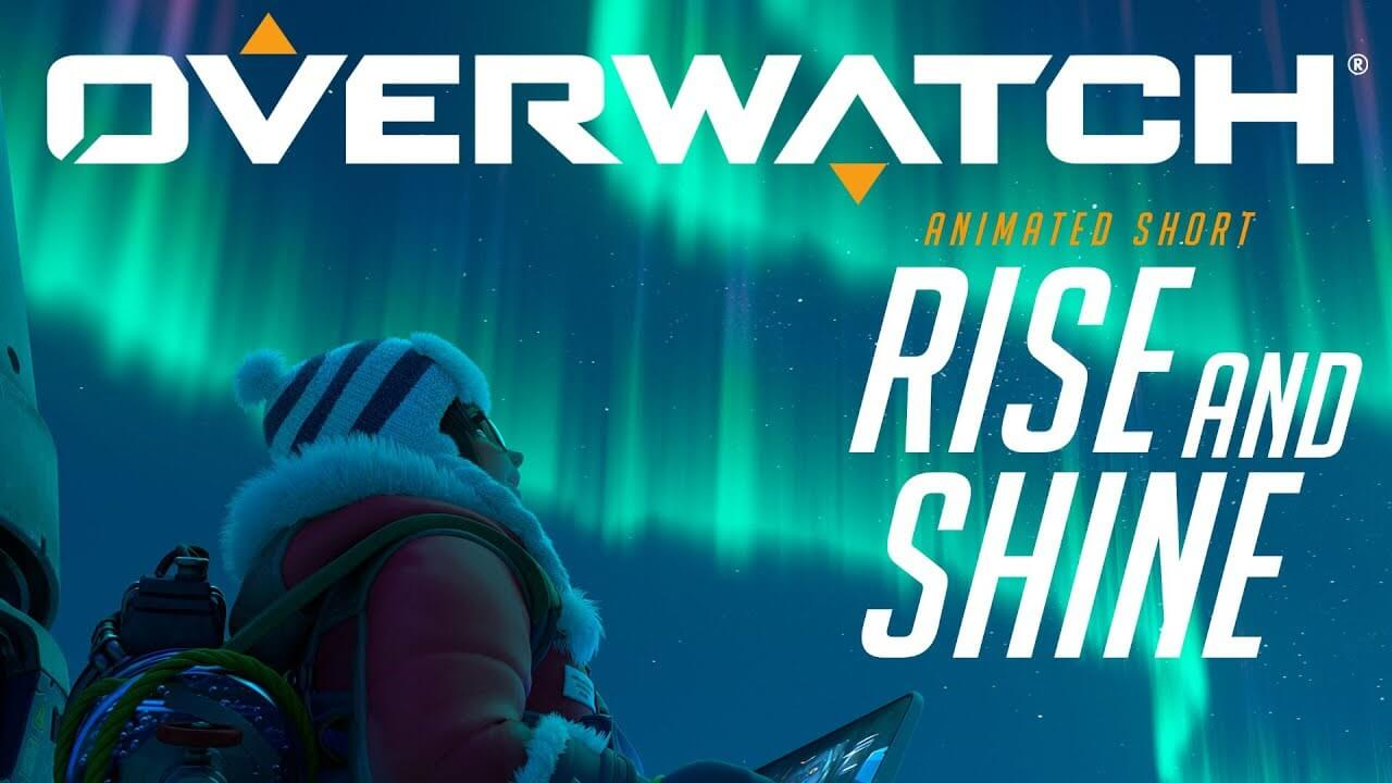 New Overwatch animated short Rise and Shine