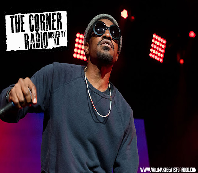 The Corner Radio Hosted by Kil: Our Top 5 DOPEST & Slept On Andre 3000 Verses
