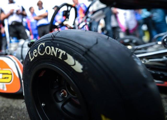 LeCont será la llanta oficial en 2018 FIA México  National Karting Championship RETO TELMEX