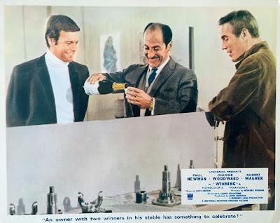 Winning 1969 Paul Newman Robert Wagner Image 1