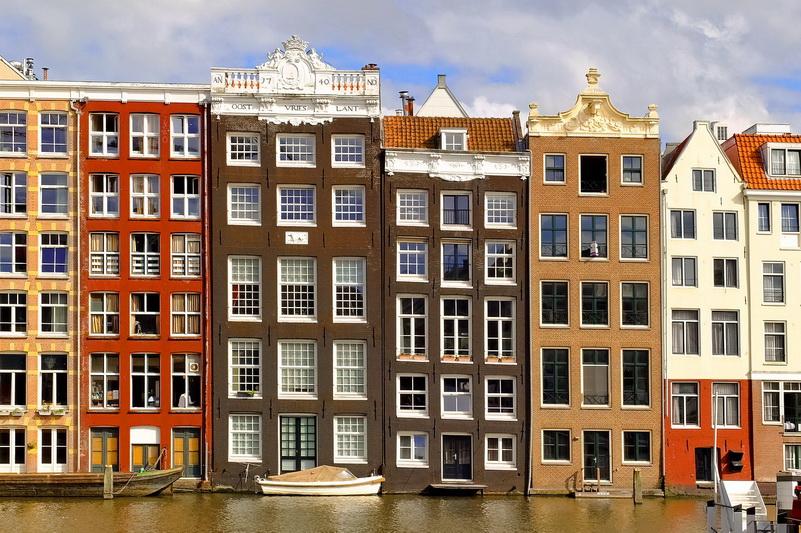 Nhà ở của người Hà Lan
