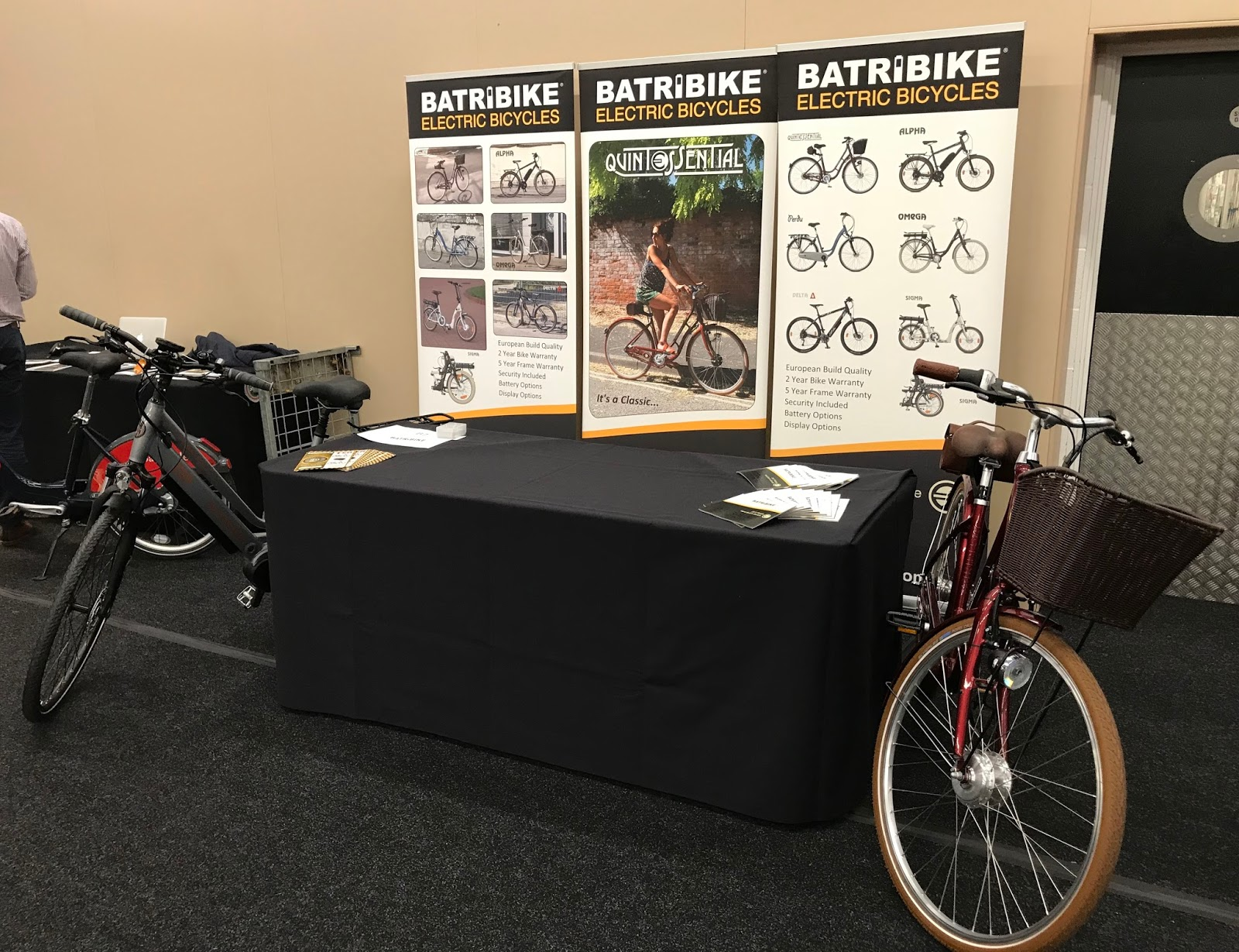 Batribike electric bicycles: November 2017