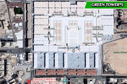 Green Tower Madinah Hotel*5