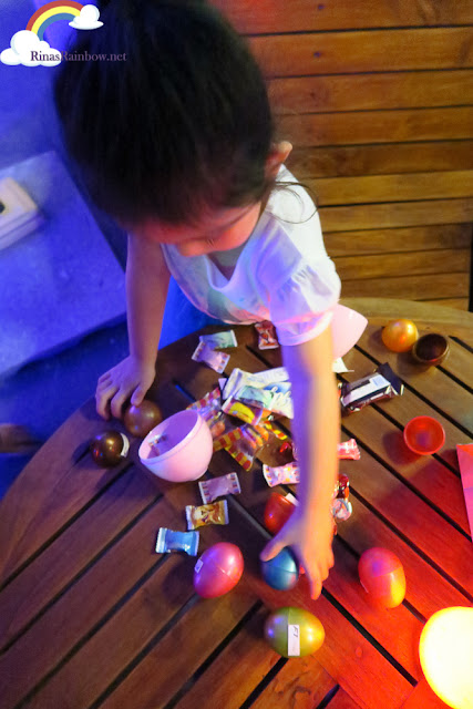 Easter Egg Hunt at F1 Hotel Manila