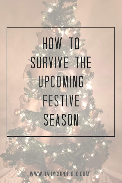 How to Survive The Upcoming Festive Party Season