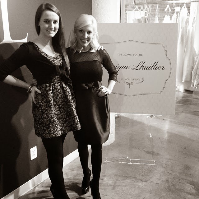 Meet my fabulous intern! Taylor Lee     | L'atelier Couture