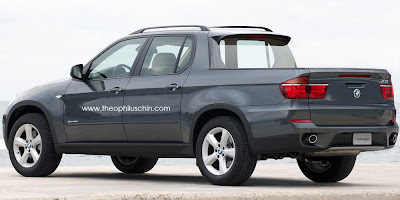Now For The Bmw X5 Bakkie Bmw Car Gallery Image