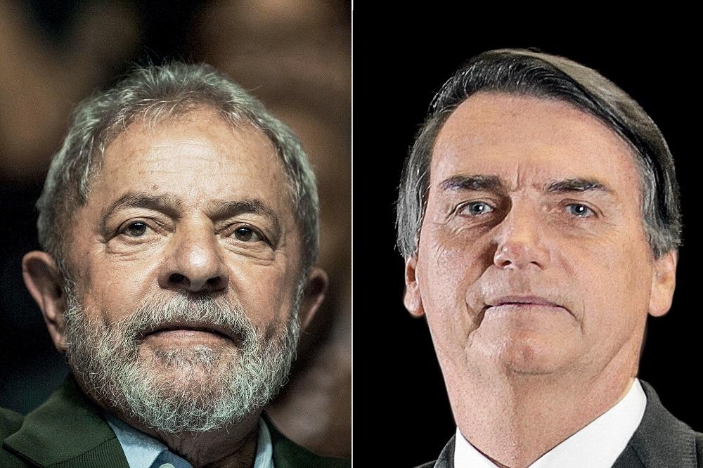 Bolsonaro ultrapassa Lula em pesquisa espontânea do Datafolha