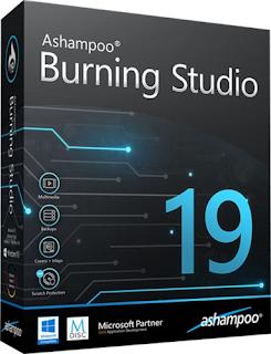 برنامج Ashampoo Burning Studio