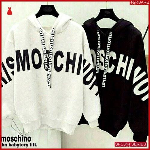 SCP044S51 Sweater Moschino Moschinobahan Hoddie Outerwear Wanita | BMGShop