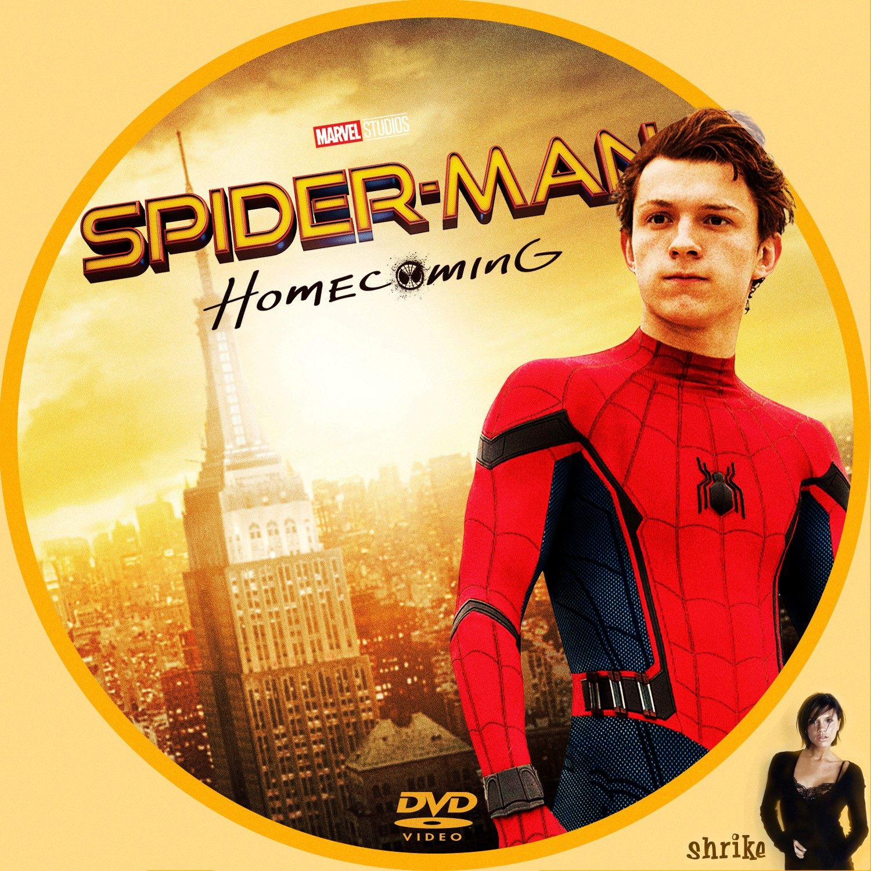 Spiderman Homecoming Dvd