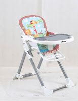 BabyDoes CH04 JB Ultimo Baby High Chair