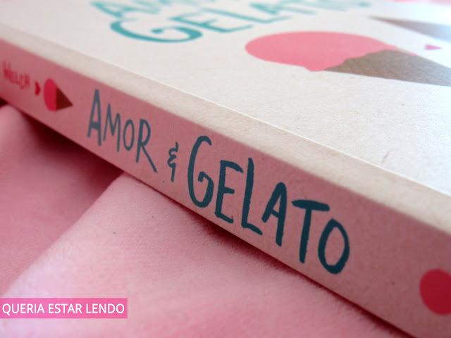 Resenha: Amor & Gelato