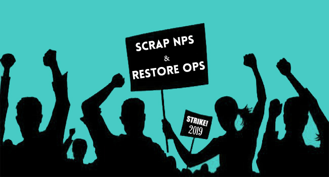 SCRAP-NPS-RESTORE-OPS-Central-Govt-Employees
